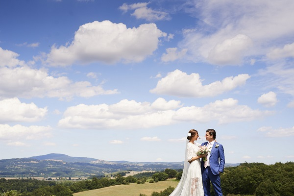 Why Tuscany has been elected as best wedding destination?