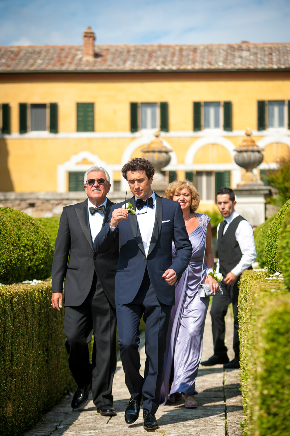 Luxury wedding Villa in Val d'Orcia
