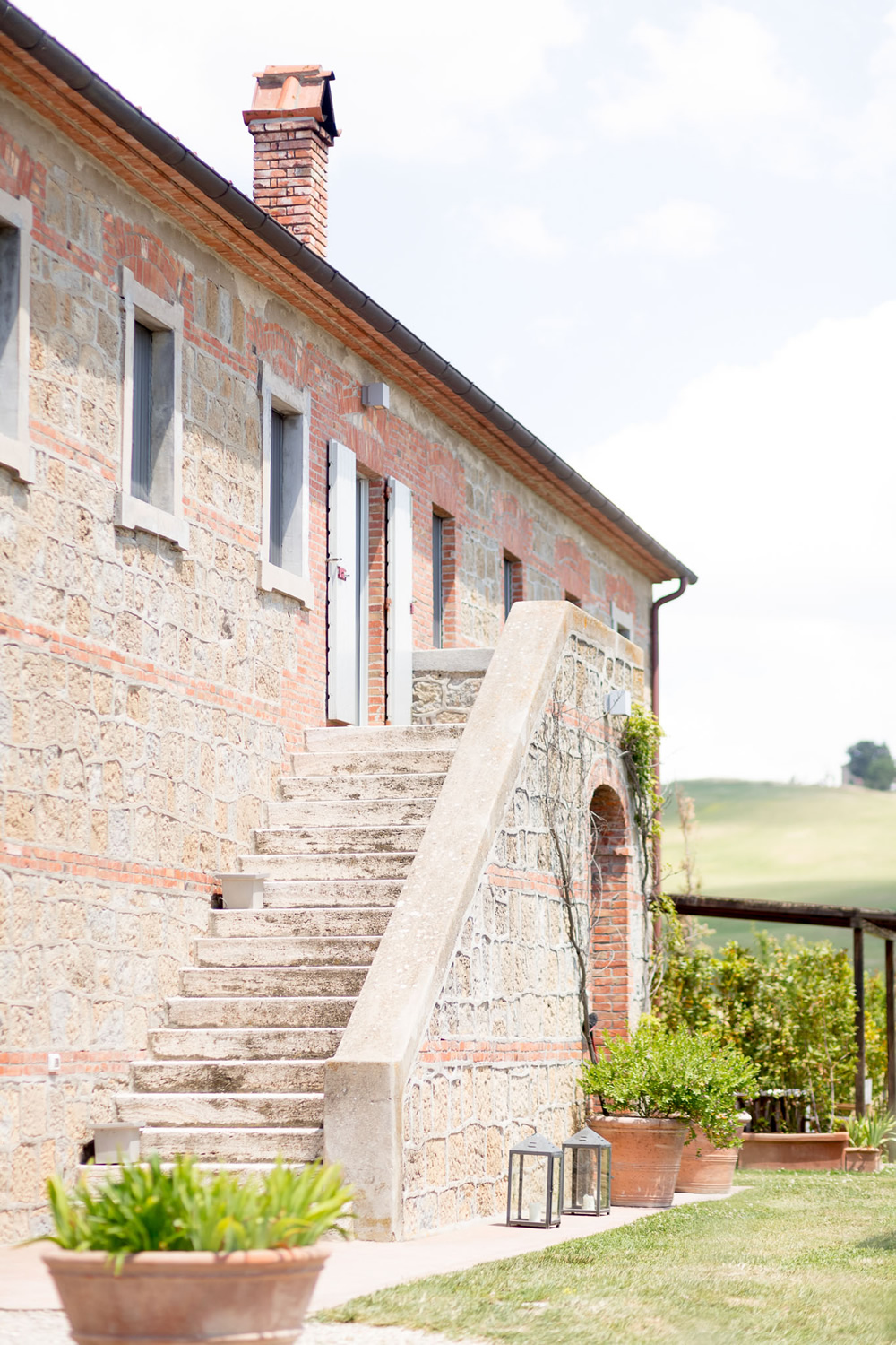 Wedding in Val d'Orcia : Details 1