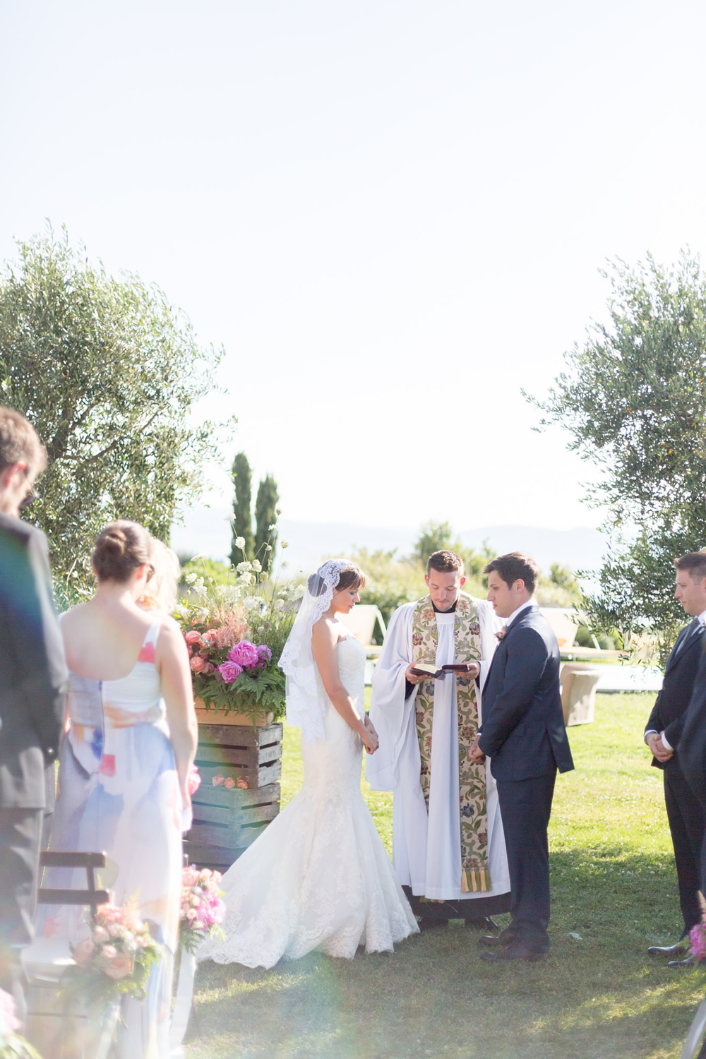 Getting married in Val d'Orcia