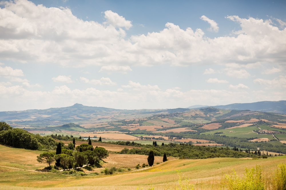Wedding in Val D'Orcia 6